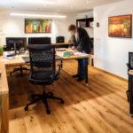 Immobilien Auer Büro Stanz - Foto A. Schalber